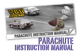 Parachute Instruction Manual